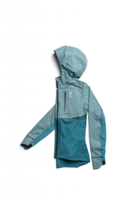 Bunda ON running Weather-Jacket W sea/storm