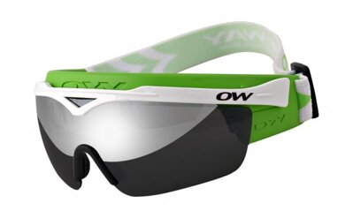 Brýle One Way SNOWBIRD II Green