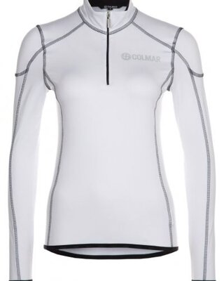 COLMAR LADIES INTENSIVE SWEATSHIRT 9313 bilé
