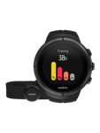 Suunto Spartan Ultra Titanium All Black HR SS022654000