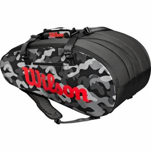 Wilson Super Tour 15 PK CAMO WRT831814