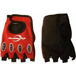 Rollerblade Race Gloves Red