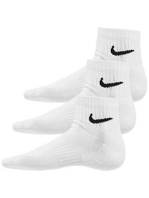 Ponožky Nike Everyday Cushion Quarter 3PK sx7667 100