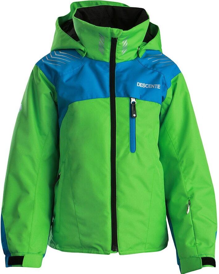076ba55811a5 Dětská bunda Descente Canada Ski Cross zelená