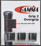 Gamma Overgrip 2 3ks