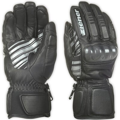 Rukavice Ziener Guest glove race black