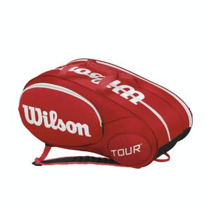 Wilson Mini Tour Red 6 Pack