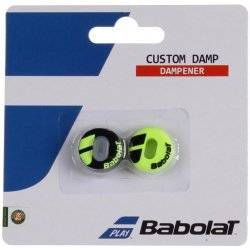 Babolat Custom Damp X2 Black Yellow
