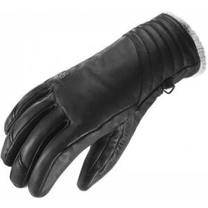 Rukavice Salomon Womens Native W Glove L Black L36716700